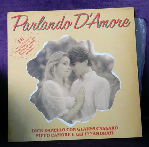 lp - vinyl - parlando d'amore
