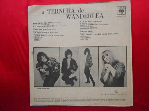 lp wanderlea p/1966- a ternura de vanderlea
