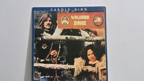 lp  welcome home -  carole king