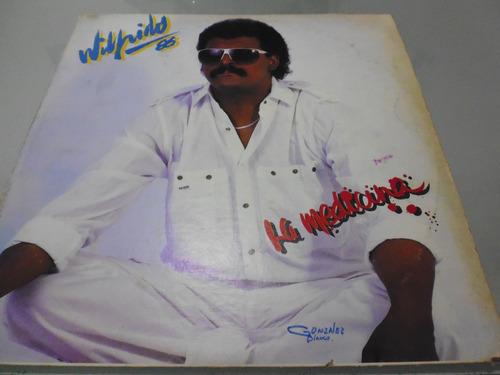 lp / wilfrido / 85 / la medicina / vinyl / acetato /