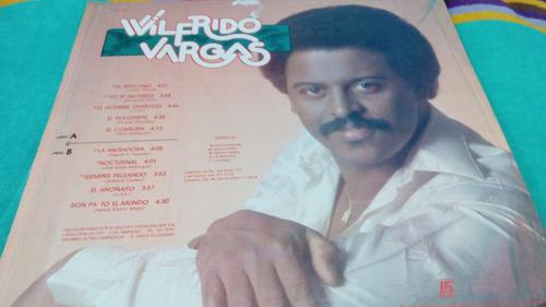 lp wilfrido vargas el africano