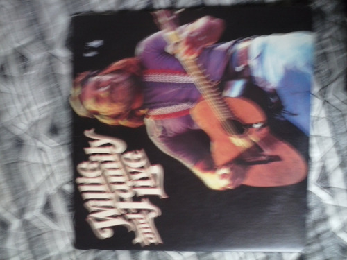 lp-willie nelson - and family-duplo-importado