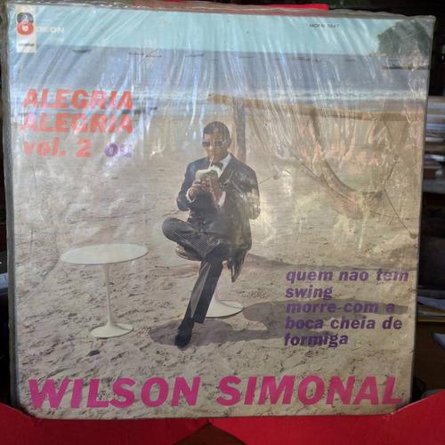 lp- wilson simonal- alegria alegria