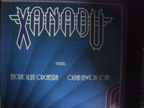 lp xanadu - ost ( elec. light orchestra olivia new