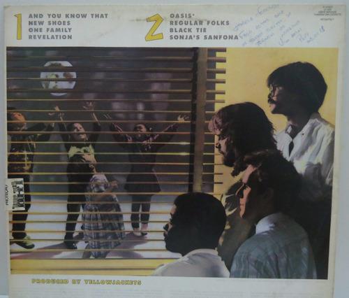 lp yellow jackets - shades - mca records - 1987
