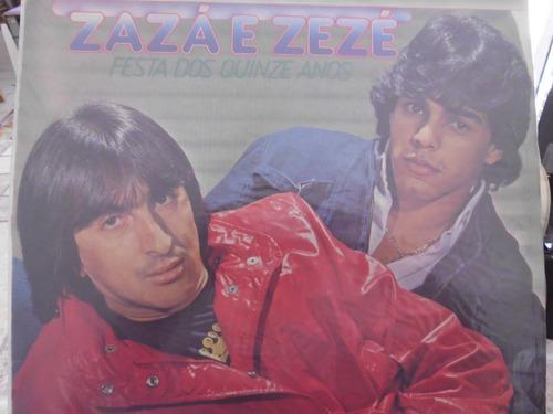 lp zazá e zezé festa dos quinze anos