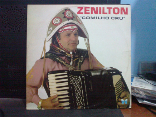 lp - zenilton - comilho cru