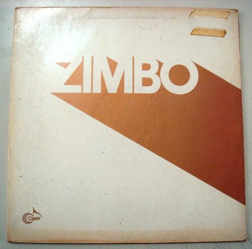 lp zimbo trio - zimbo