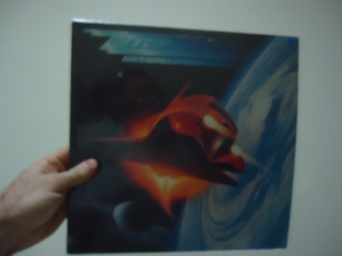 lp - zz top afterburner - importado