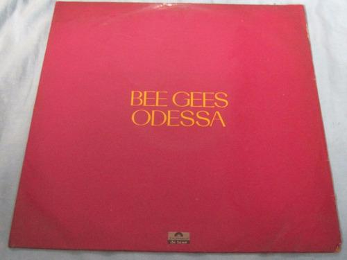 lp(2) bee gees,odessa e living eyes ,1969 e 1981
