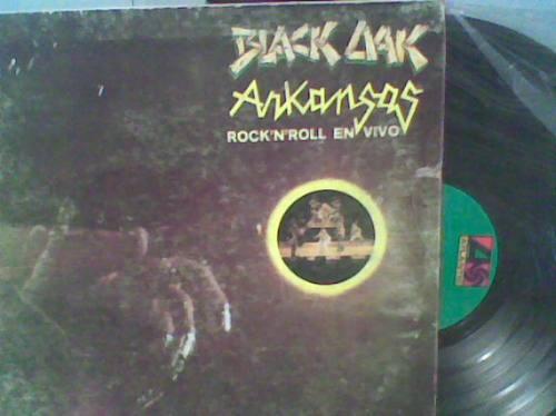 l.p.black oak arkansas