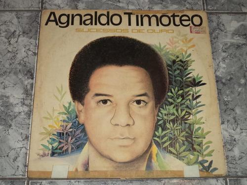 lp/bregas&for - agnaldo timóteo - sucessos de ouro vol. 1