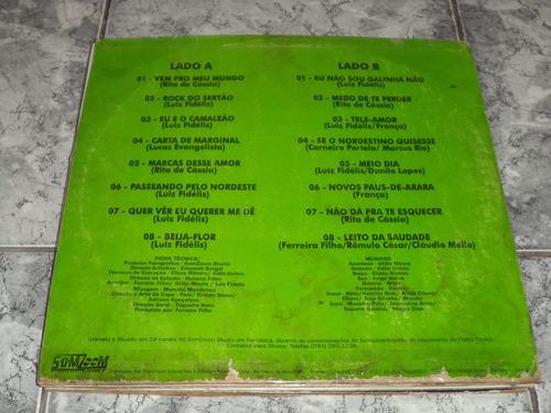 lp/bregas&for - mastruz com leite - 1994