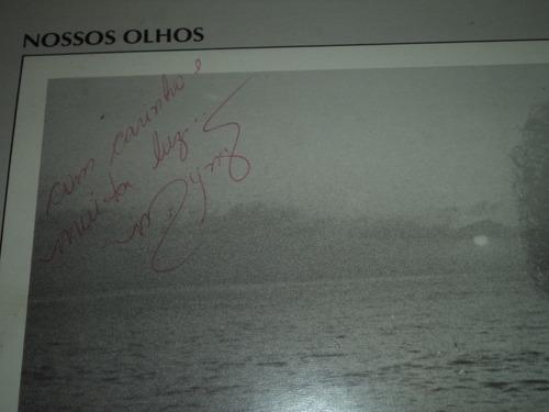 lp/bregas&for - myngo - nossos olhos ( autografado )