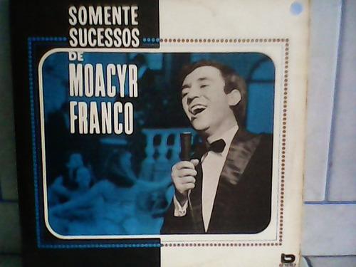 lp/bregas&for - somente sucessos de moacyr franco