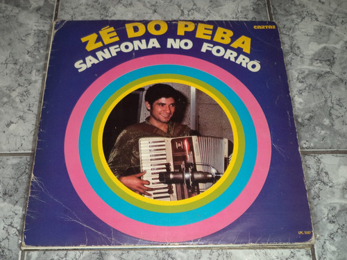 lp/bregas&for - zé do peba - sanfona no forro