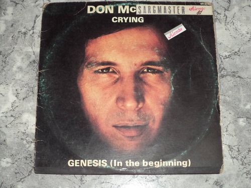 lp/compacto - don mclean - crying