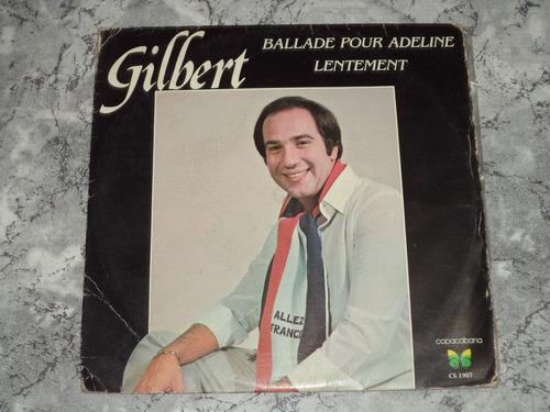 lp/compacto - gilbert - ballade pour adeline