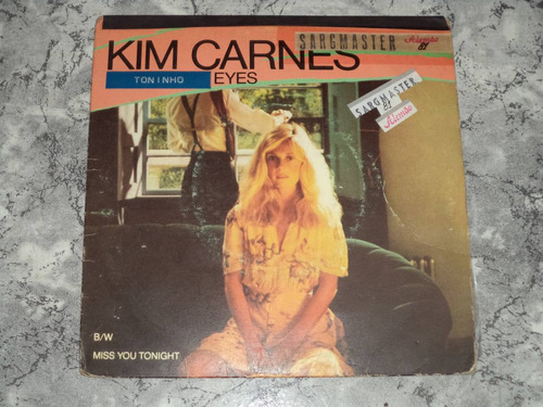 lp/compacto - kim carnes - bette davis eyes