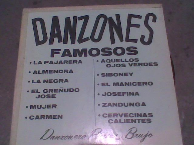 danzones famosos