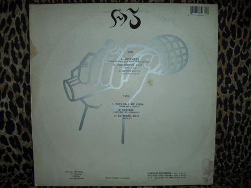 lp/disco black - funk funky vol. 1 ( importado )