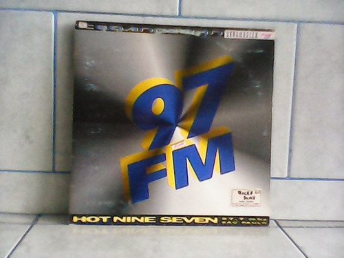 lp/disco house&dance - 97 fm hot nine seven 1995