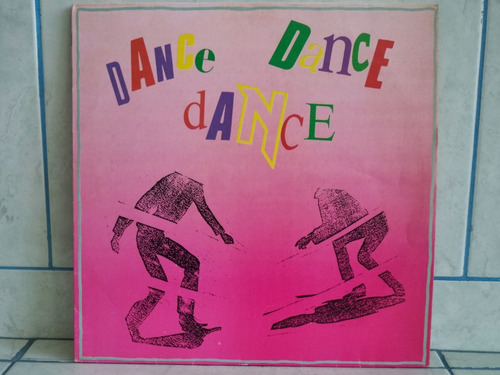 lp/disco house&dance - dance dance dance