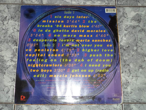 lp/disco house&dance - dj house hits - 4