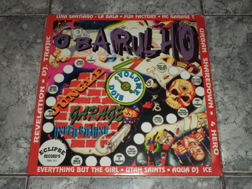 lp/disco house&dance - o barulho vol. 2