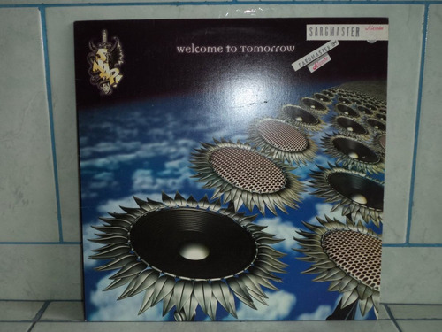 lp/disco house&dance - snap - welcome to tomorrow c/ encarte