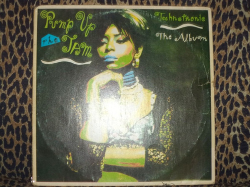 lp/disco house&dance - technotronic - pump up the jam