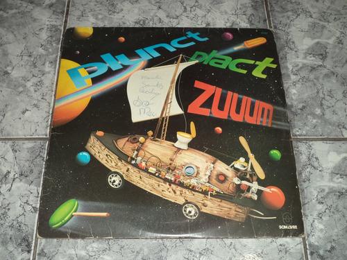 lp/disco infantil - plunct plact zuuum + encarte