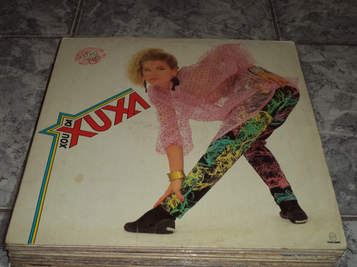 lp/disco infantil - xou da xuxa - vol. 1