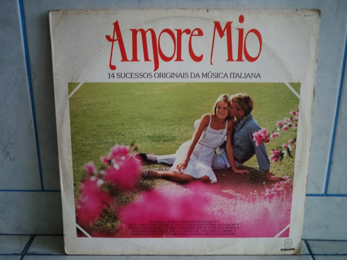 lp/disco ital/var - amore mio 14 sucessos da musica italiana