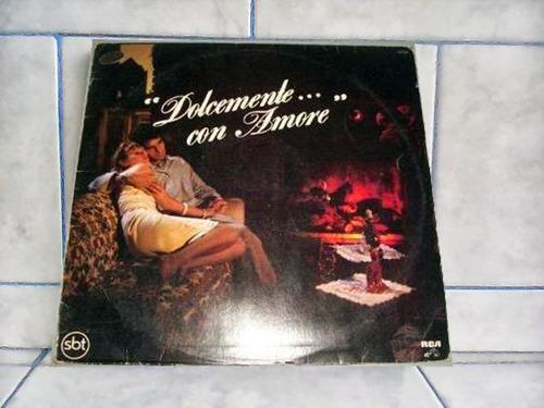 lp/disco ital/var - dolcemente... con amore 1986