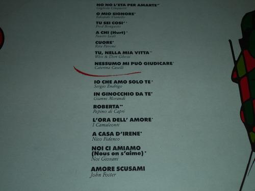 lp/disco ital/var - per te amore 1993