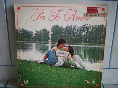 lp/disco ital/var - per te amore - sbt