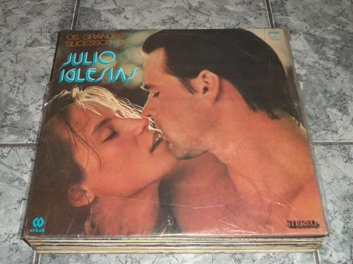 lp/disco ital/var - sucessos de julio iglesias - hey