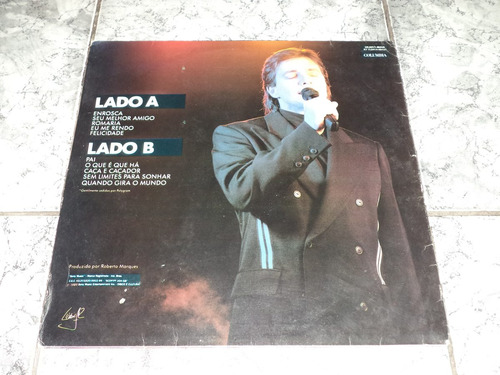 lp/disco mpb/var - fabio jr. - ao vivo