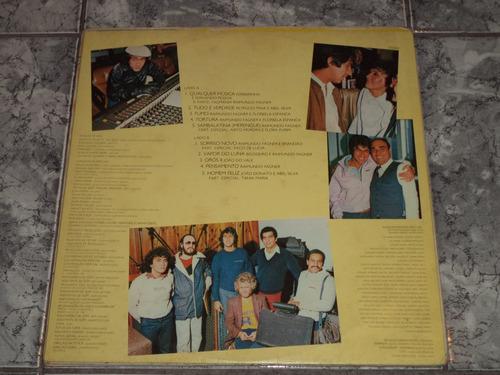 lp/disco mpb/var -fagner - qualquer música - 1982  ( c/enc )