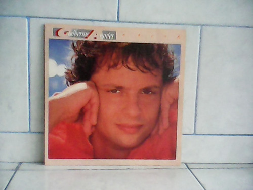 lp/disco mpb/var - guilherme arantes - calor