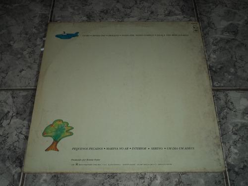 lp/disco mpb/var - guilherme arantes ouro - 1987