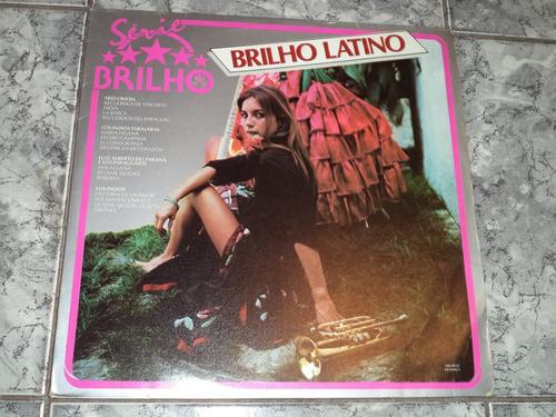 lp/disco mpb/var - serie brilho - brilho latino