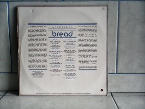 lp/disco popvar - bread anthology * edição nacional