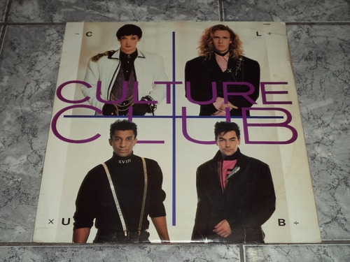 lp/disco popvar - culture club