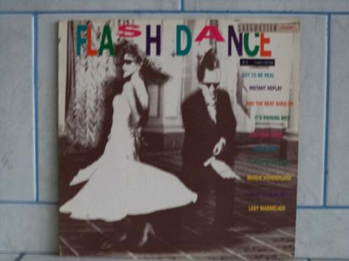 lp/disco popvar - flash dance memory