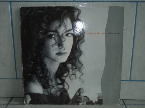 lp/disco popvar -gloria estefan - cuts both ways  c/ encarte