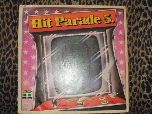 lp/disco popvar - hit parade - 5