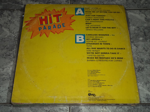lp/disco popvar - hit parade