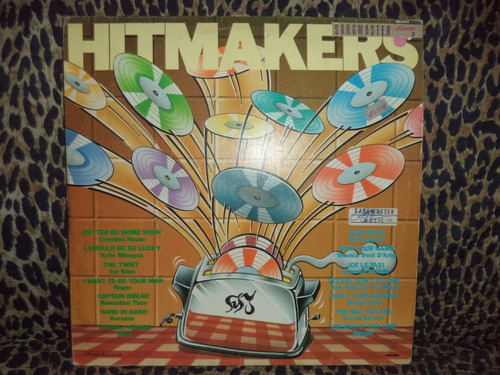 lp/disco popvar - hitmakers